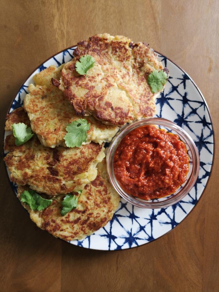 pancakes pommes de terre
